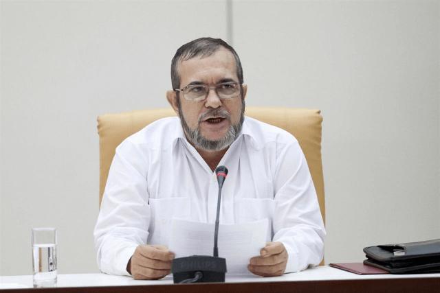 'Timochenko' seguirá peleando por la libertad de 'Simón Trinidad'