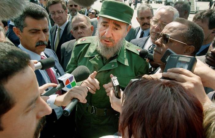 Fidel Castro: Se decretan nueve días de duelo nacional