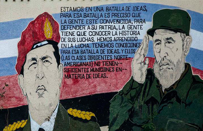 Fidel Castro: Venezuela decreta 3 días de duelo nacional