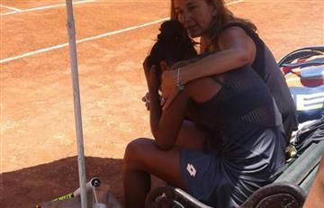 Un hombre muere mientras veía a su hija, jugar una final de tenis