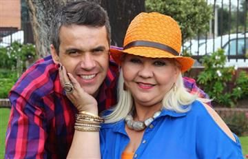 La 'Gorda' Fabiola y 'Polilla' se casan