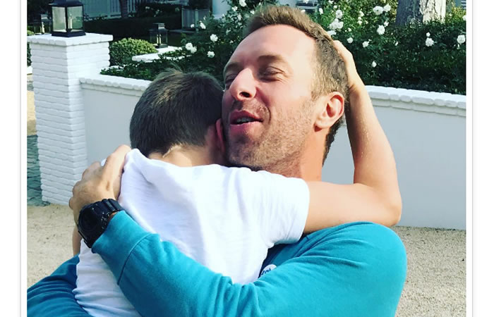Gwyneth Paltrow y Chris Martin juntos para recordar