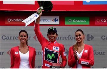 Nairo Quintana: mira acá cómo ganar su maillot roja de la Vuelta a España
