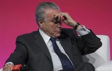 Brasil: Presidente Temer declara tres días de duelo
