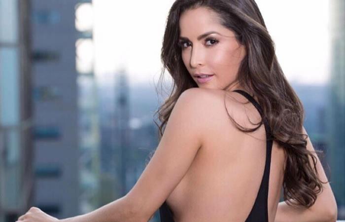 Carmen Villalobos baila al swing de 'Sin senos sí hay paraíso'