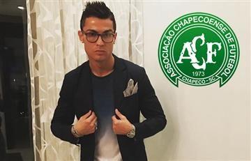 Chapecoense: La terrible indiferencia de Cristiano Ronaldo