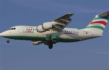 Chapecoense: ¿Qué le pasó al avión Avro 146?