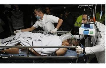 Chapecoense: Parte médico de los sobrevivientes al siniestro