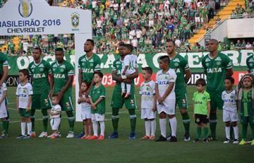 Se accidentó el avión del club Chapecoense cuando llegaba a Medellín