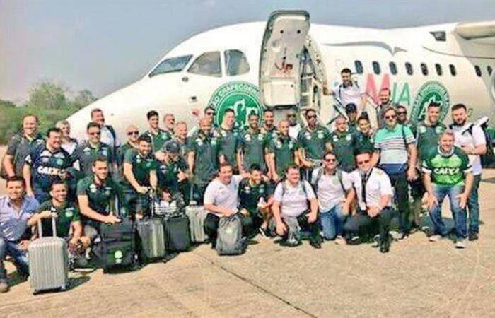 """Chapecoense: """"El piloto debía reabastecer en Bogotá"""""""