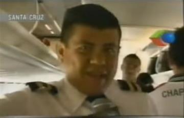 Chapecoense: La última entrevista con pilotos y jugadores