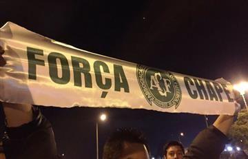 Hinchas de equipos colombianos se unieron por Chapecoense