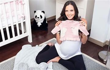 Laura Acuña: Su hija Helena ya nació