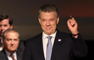 """Santos: Este jueves inicia el """"Día D"""" del fin del conflicto"""