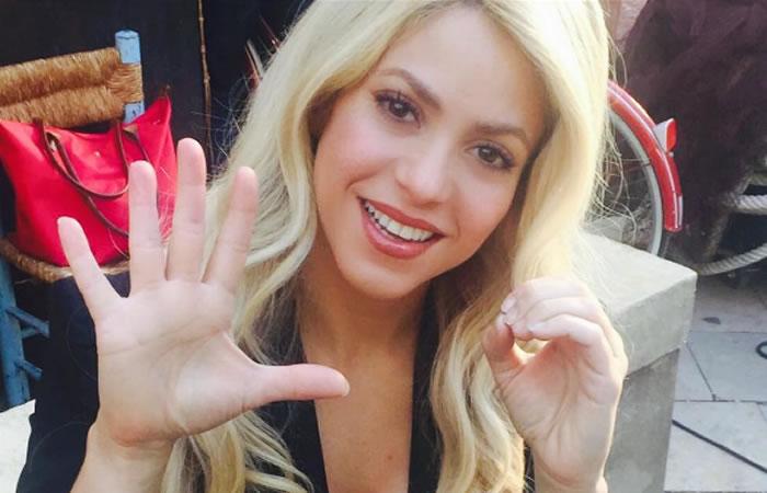 Shakira: Su colegio es nombrado como el mejor del país