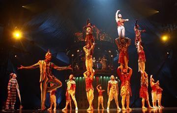 Tragedia en el Cirque du Soleil