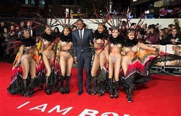 Usaín Bolt presenta su película 'I am Bolt'