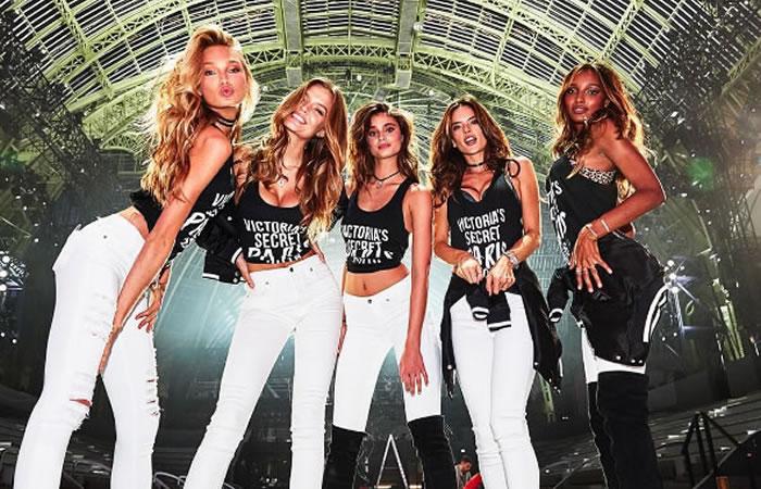 Victoria's Secret: El alimento secreto de su dieta
