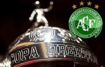 Copa Libertadores de América sería Copa Chapecoense de América