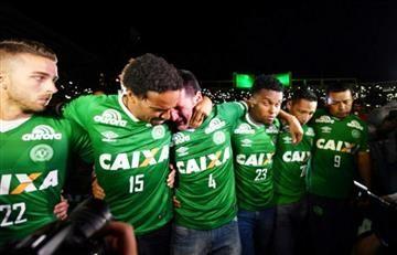 Federación de Brasil le pidió a Chapecoense jugar su próximo partido