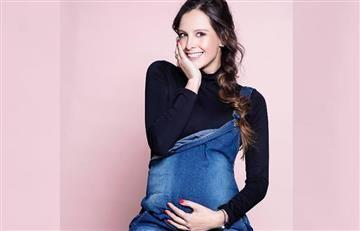 Laura Acuña publica la primera foto de su hija