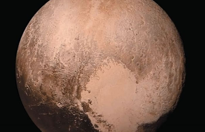 Plutón: Estudio aporta nuevos datos del planeta