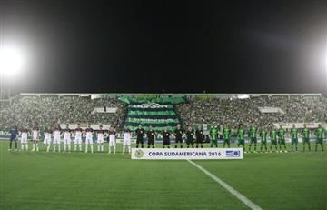 San Lorenzo jugará con la camiseta oficial de Chapecoense
