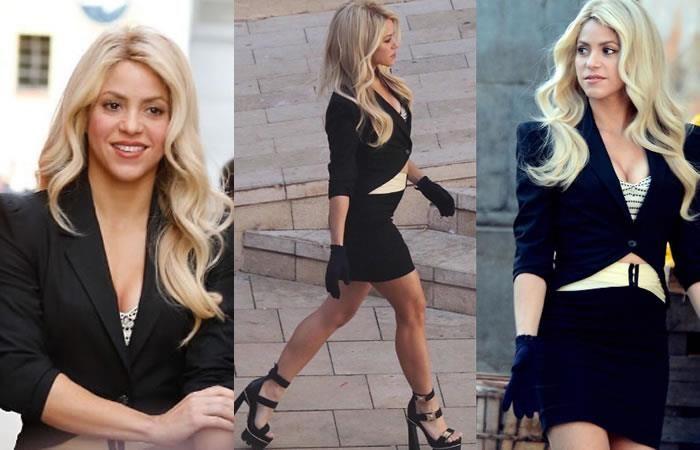 Shakira: ¿En qué anda la artista?