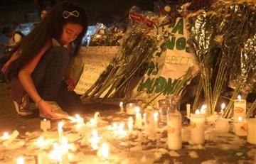 Suspendieron la alborada en Medellín