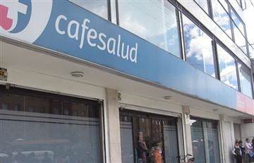 Cafesalud: Ordenan embargo de 2.600 millones de pesos