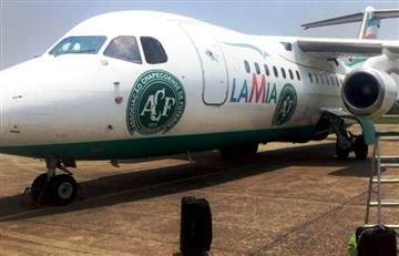 Lamia nunca tuvo permiso para volar en su país