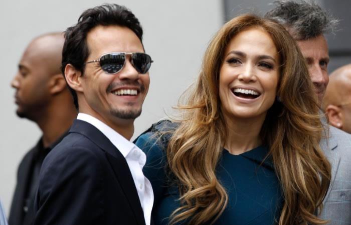 Marc Anthony está reconquistando a Jennifer Lopez
