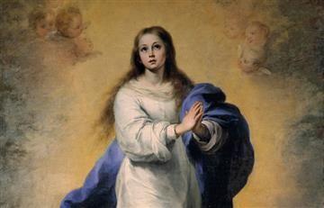 Novena: Inmaculada Concepción día 4