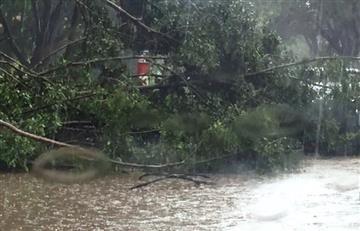 Una familia pereció durante aguacero en Cali