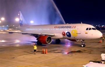 """VivaColombia: """"Nuestro avión no se declaró en emergencia"""""""