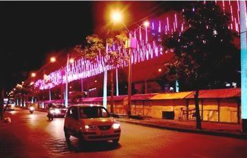 Cierres viales en Medellín durante diciembre y enero