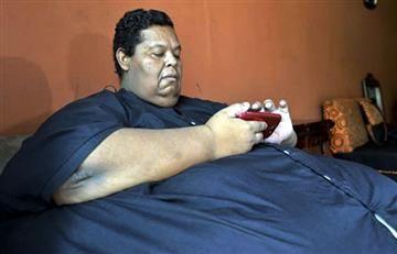 El hombre más obeso de Colombia murió de un infarto