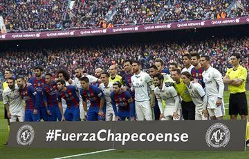 Lo que usted no vio del 'Barcelona vs. Real Madrid'