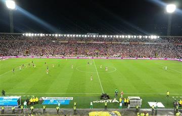 Santa Fe clasificó a la semifinal de la Liga Águila