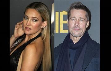 ¿Brad Pitt y Kate Hudson andan juntos?