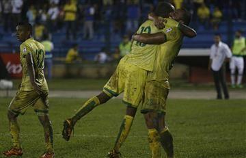 Bucaramanga clasifica a la semifinal por el marcador global