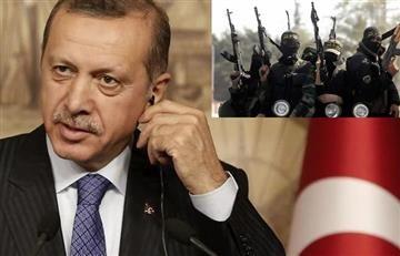 Estado Islámico tendría vínculos con presidente turco