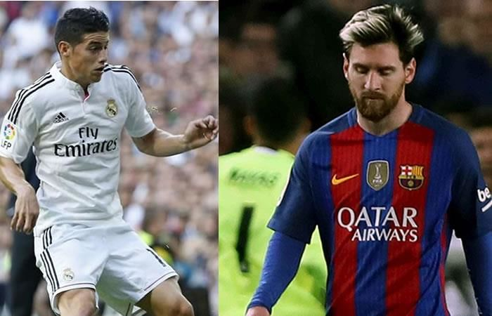 James Rodríguez: Increíble lo que le habría dicho Messi sobre su futuro