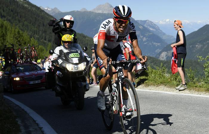 Jarlinson Pantano podría ser joven revelación del Tour de Francia con su voto