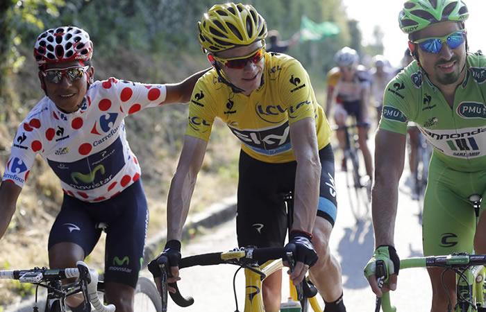 Nairo Quintana correrá este día para conseguir el Sueño Amarillo