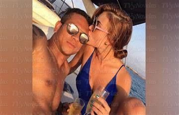 Sara Uribe y Freddy Guarín finalizaron su relación
