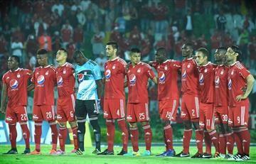 América recordó a Chapecoense y ganó en Bogotá