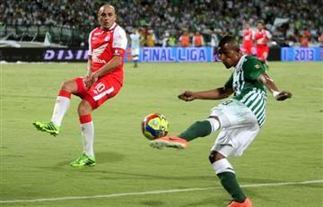 Atlético Nacional sorprendió con esta noticia a Santa Fe