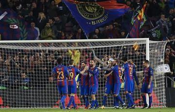 Barcelona se toma un respiro ante el Monchengladbach
