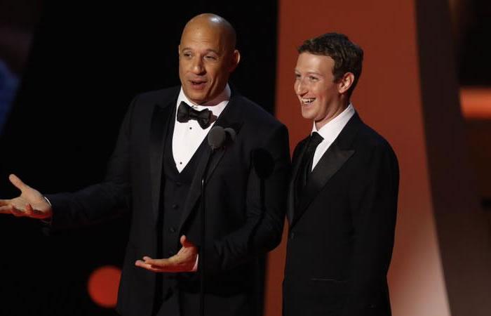 Premios Breakthrough Awards. Foto:Facebook